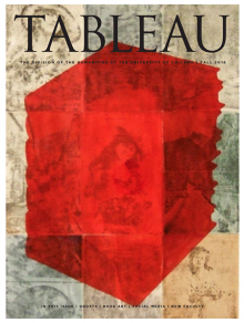 Tableau, Fall 2016 issue