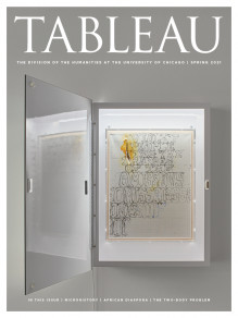 Tableau Spring 2021 Cover