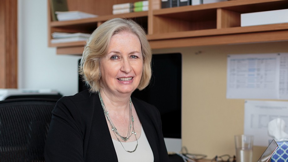 Anne Walters Robertson, Dean, Division of the Humanities