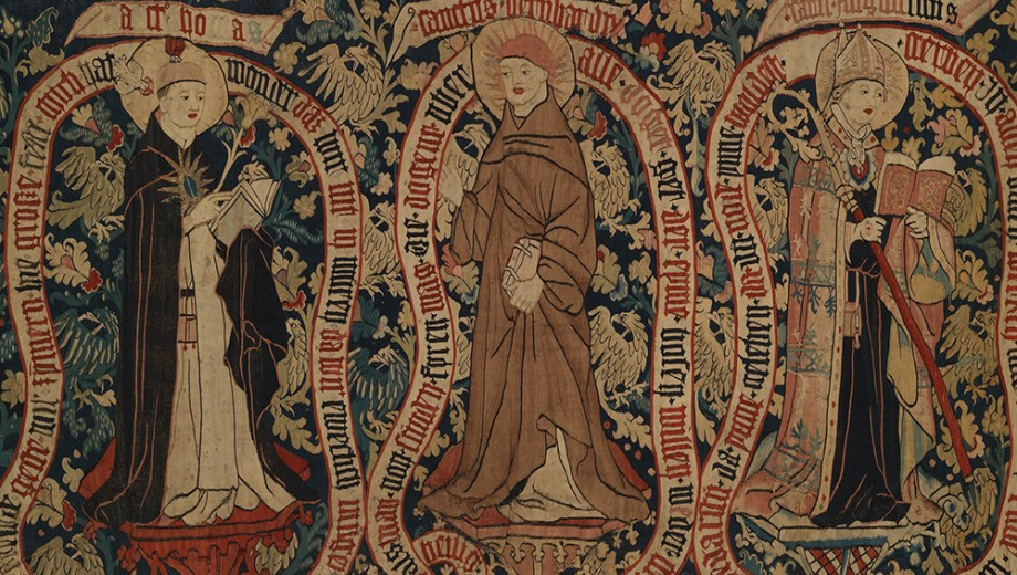 Allegorical Tapestry with Sages of the Past, The Cloisters Collection, 2014, CCO, 1.0.