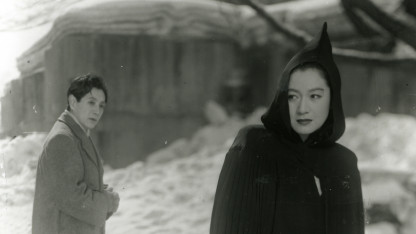 """Akira Kurosawa's """"The Idiot"""" (1951) was one of the works Olga Solovieva examined in her study of Russian influences on the Japanese filmmaker."""